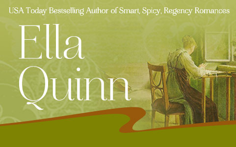 Ella Quinn Author